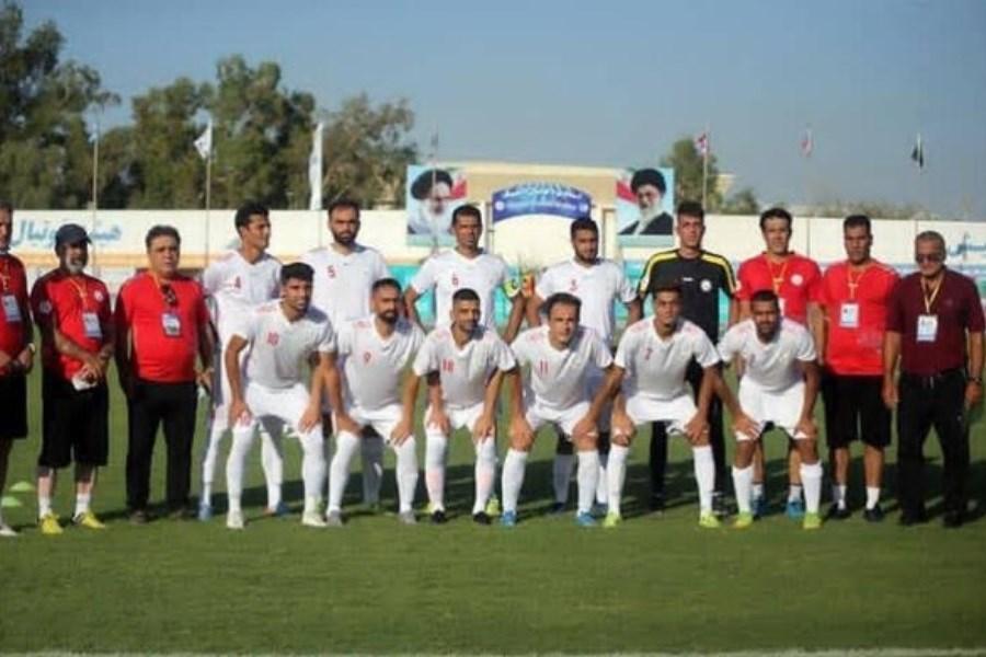 تصویر تیم فوتبال ناشنوایان ایران به بازی های المپیک راه پیدا کرد