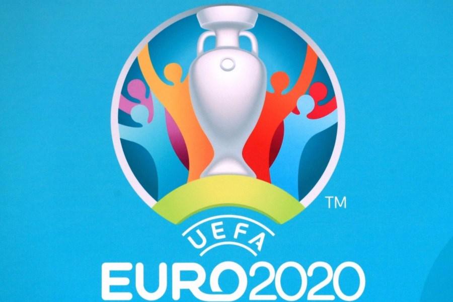تصویر یک ماه هیچان با یورو 2020