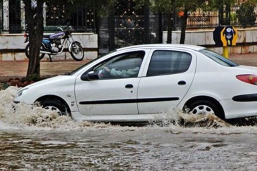 تصویر هشدار / سیلاب های ناگهانی در راه است