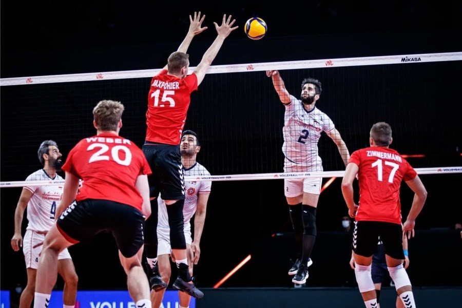 ایران2 - 3 آلمان