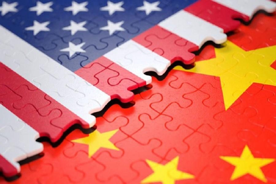تصویر رایزنی وزیر خارجه آمریکا و یک دیپلمات ارشد چین درباره ایران
