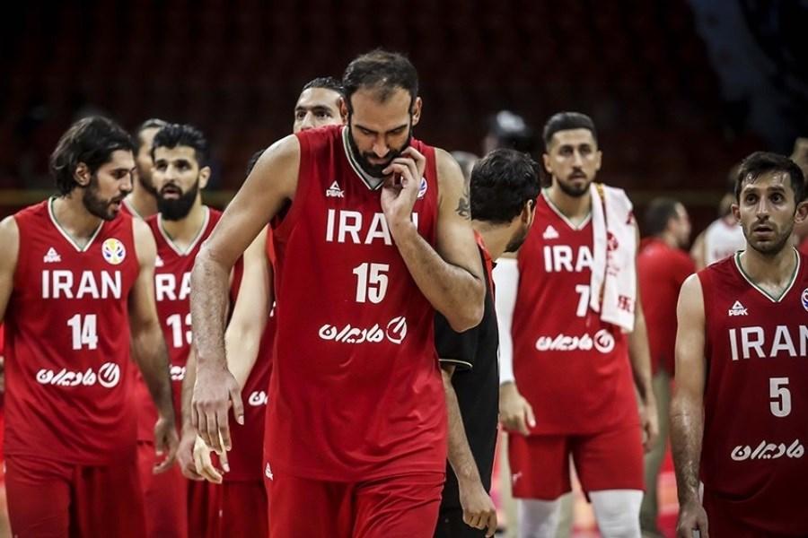 همگروهی سوم تیم ملی بسکتبال مشخص شد