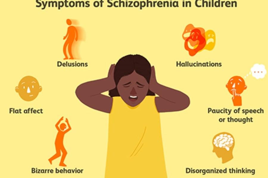 تست روانشناسی اسکیزوفرنی