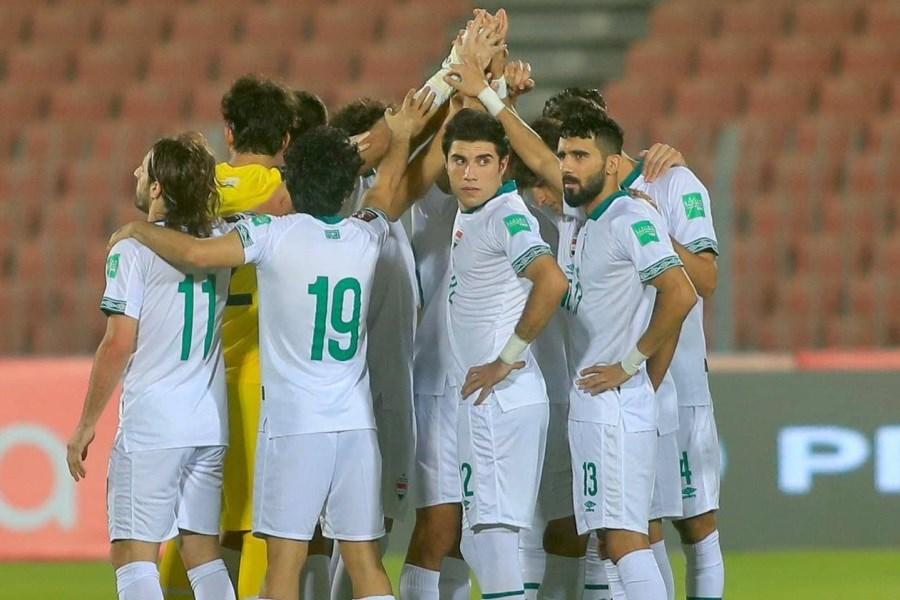 تصویر به هر بازیکن در صورت برد ایران هزار دلار می دهیم