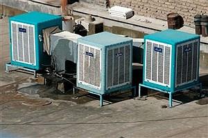 تصویر  افزایش 4 برابری مصرف برق در هنگام استفاده از دور تند کولر