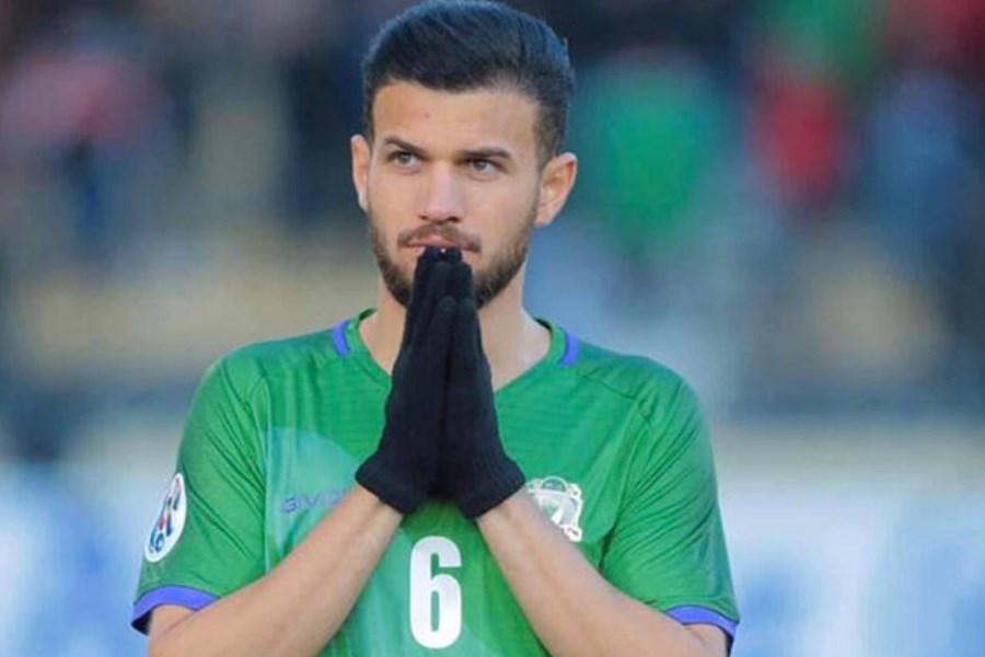 غیبت مدافع عراقی در بازی با ایران