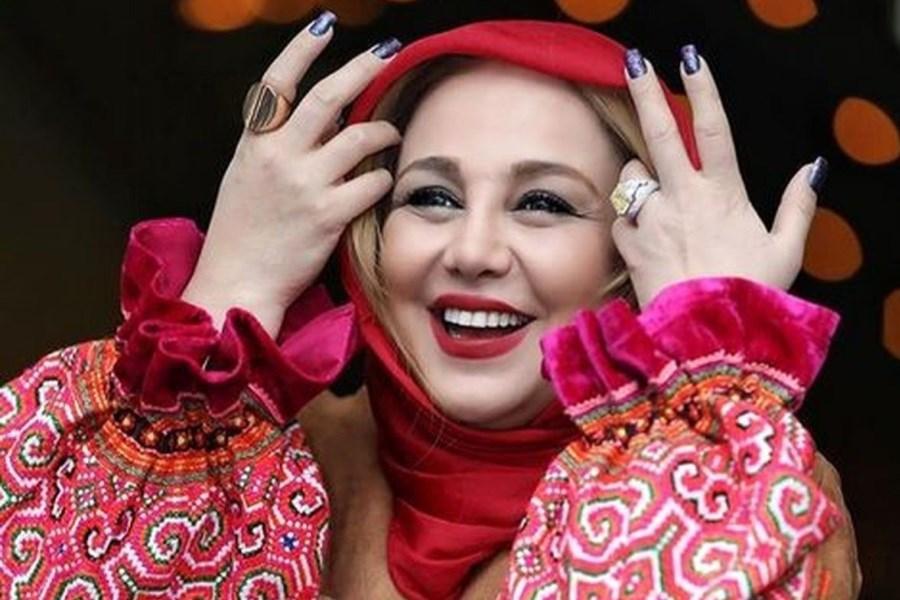 تصویر دعوت متفاوت ستاره سینما برای شرکت در انتخابات