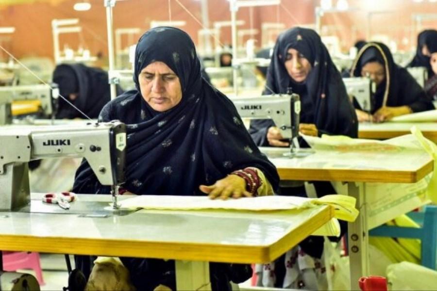 تصویر 75 مددجوی چهارمحالی در بخش صنایع دستی مشغول به کارند