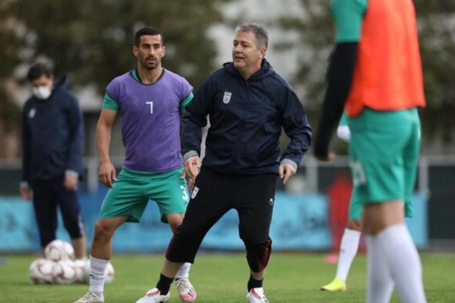 اسکوچیچ در حال برنامه ریزی برای تیم ملی فوتبال است