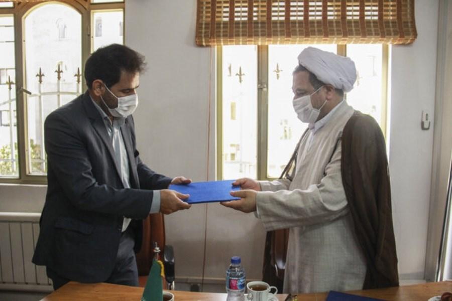تفاهم نامه همکاری بین جهاد دانشگاهی و مرکز خدمات حوزه های علمیه استان سمنان منعقد شد