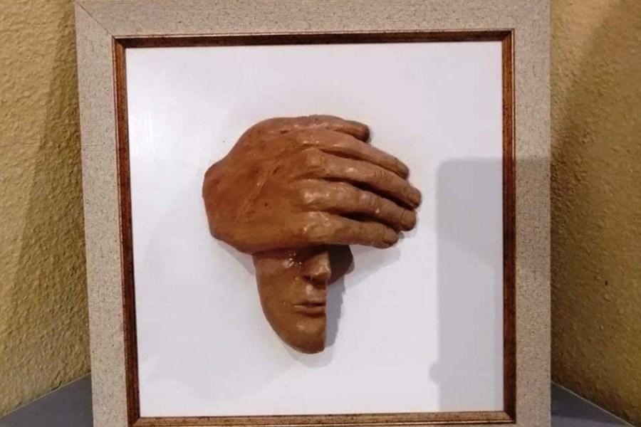 یادآوری دهم نمایشگاه سفال بانوان سمنان