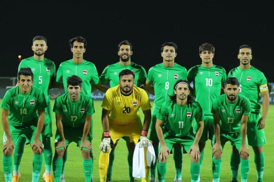 اعلام اسامی بازیکنان دعوت شده به اردوی تیم  ملی عراق