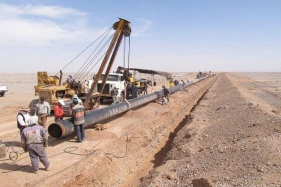 تکمیل پروژه خط انتقال گاز هنزا ظرف سه ماه