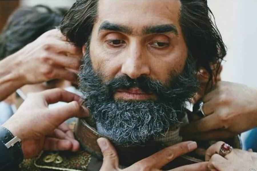 هادی کاظمی در پشت صحنه سریال«قبله عالم»