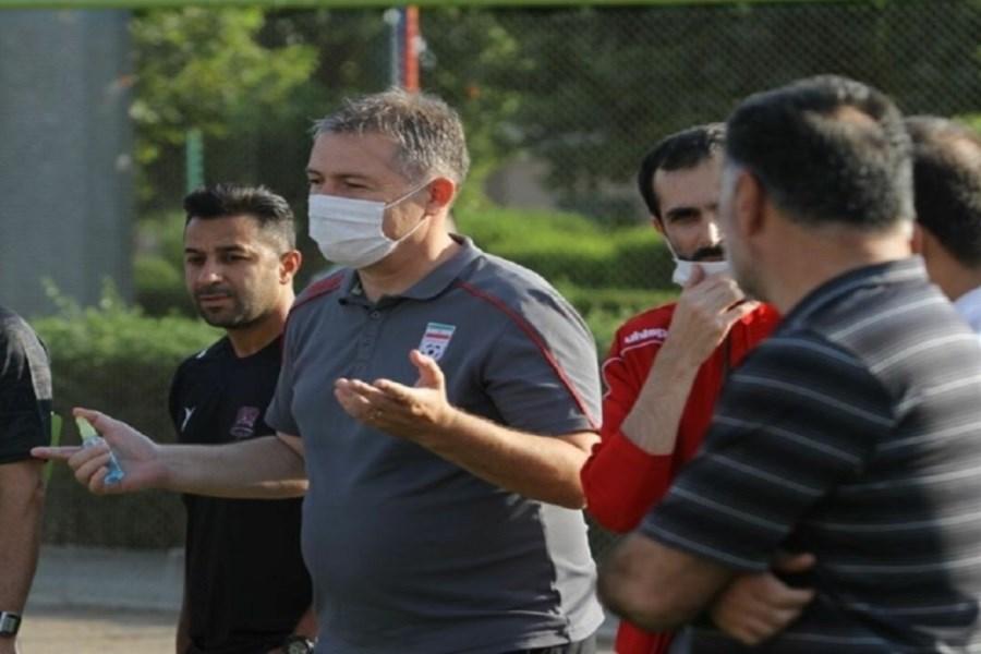 مطالبات کادر فنی تیم ملی در آستانه بازی با عراق پرداخت شد