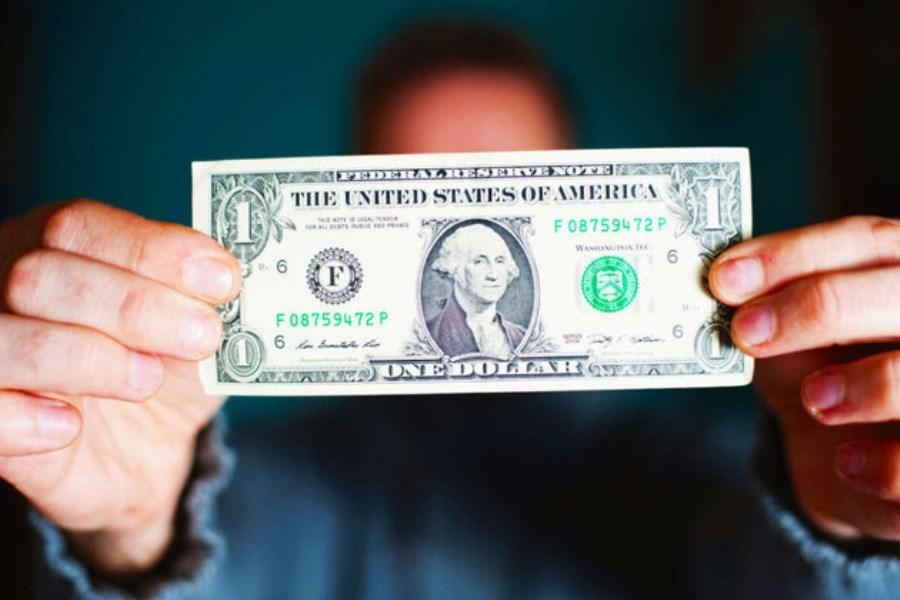 دلار در بازار جهانی صعود کرد