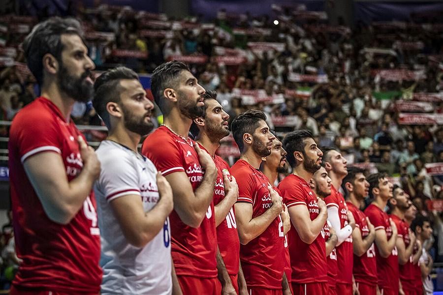 ترکیب تیم ملی والیبال مقابل لهستان اعلام شد