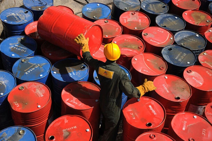 جهش 0.9 درصدی نفت خام برنت