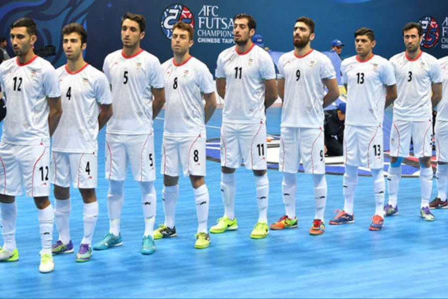 بازگشت تیم ملی فوتسال به تهران