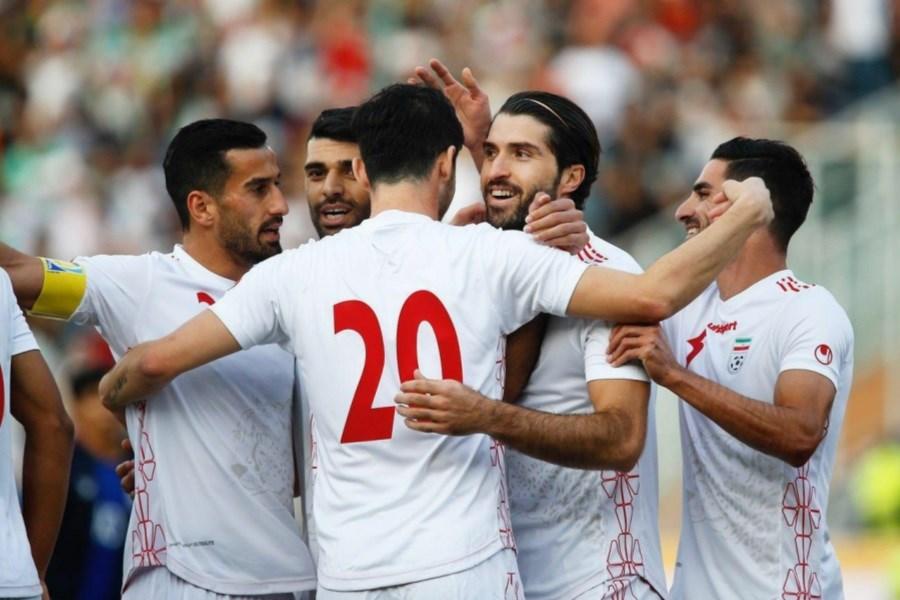 کریم و سردار در رده سوم جدول گلزنان مقدماتی جام جهانی