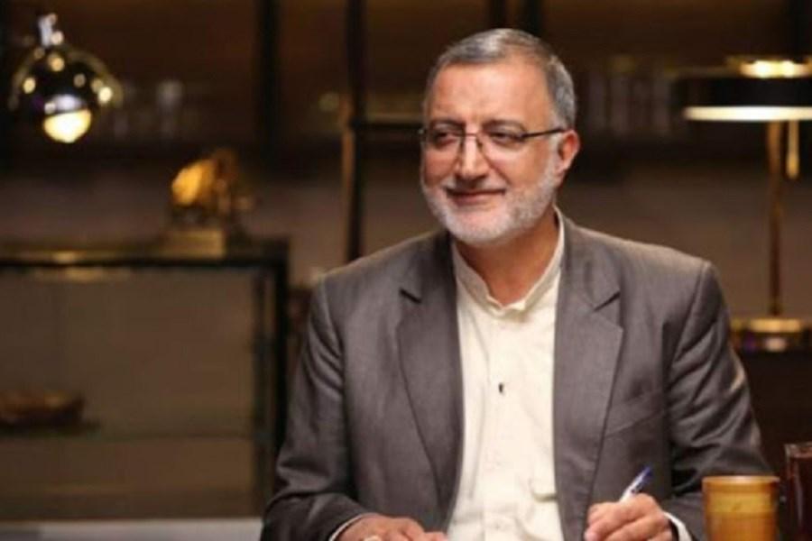 زاکانی در پیامی به رئیسی تبریک گفت
