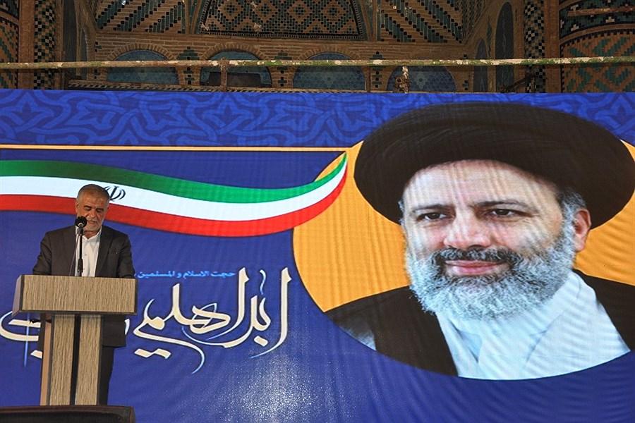 نامزدهای جبهه انقلاب در راستای ایجاد وحدت از آیت الله رئیسی حمایت کنند