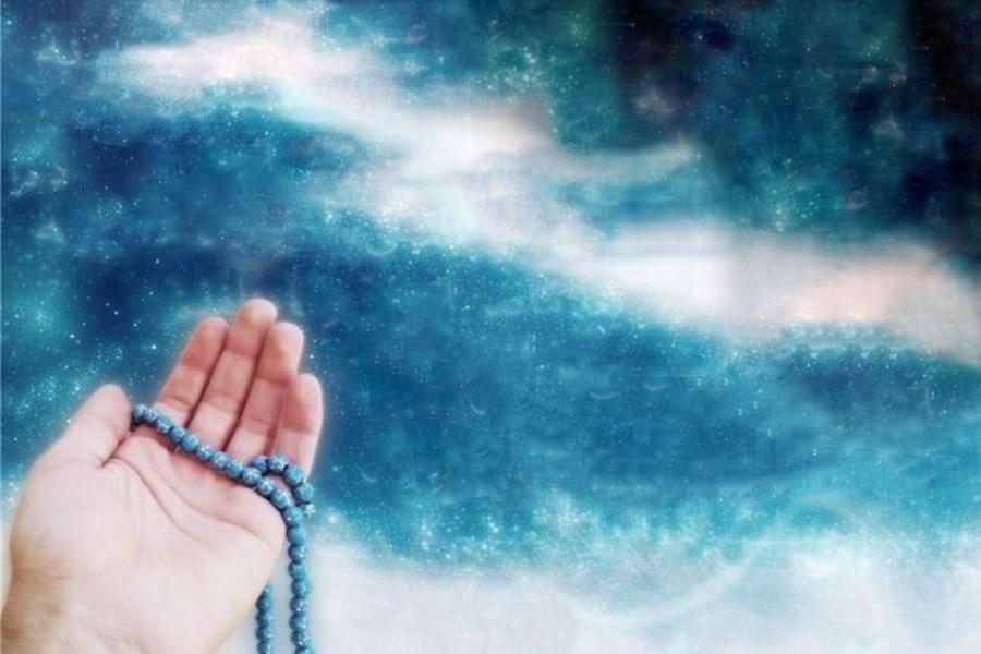 تصویر بهترین دعا برای رسیدن به آرامش اعصاب و روان