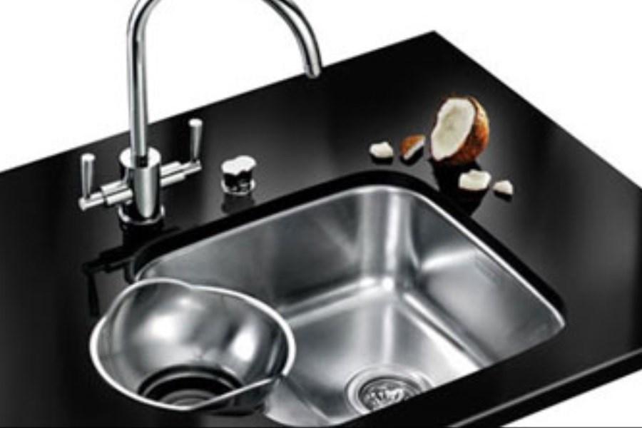 روش های برق انداختن سینک ظرفشویی