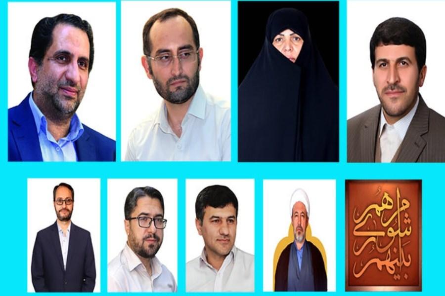شهر زنجان با این ۹ نفر رنگ و بوی تازهای به خود گرفت