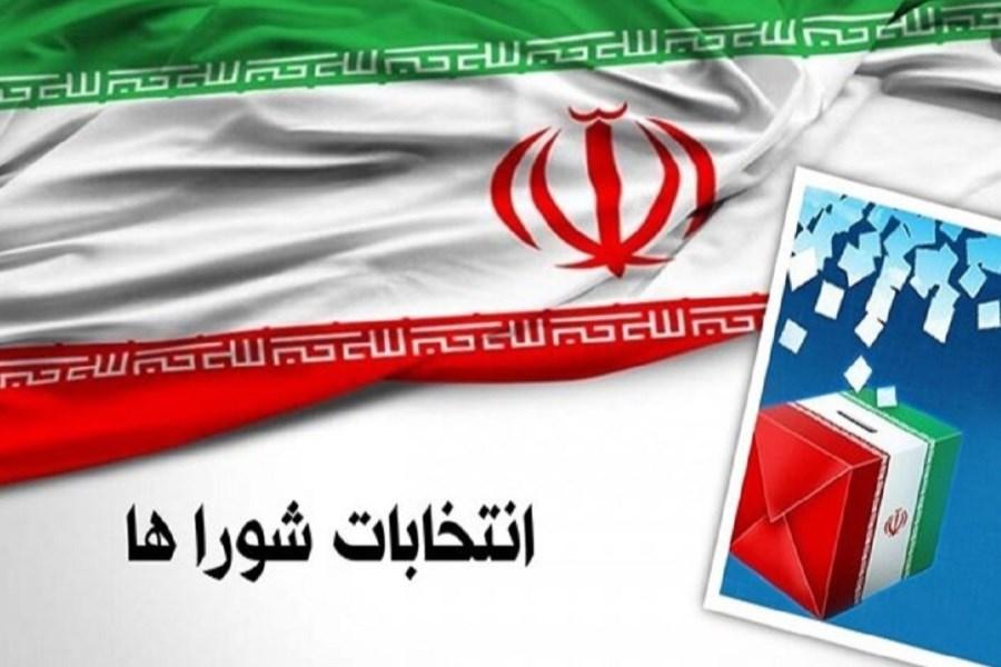 منتخبان شورای اسلامی شهر زرینآباد و حلب رخ نمایان کردند