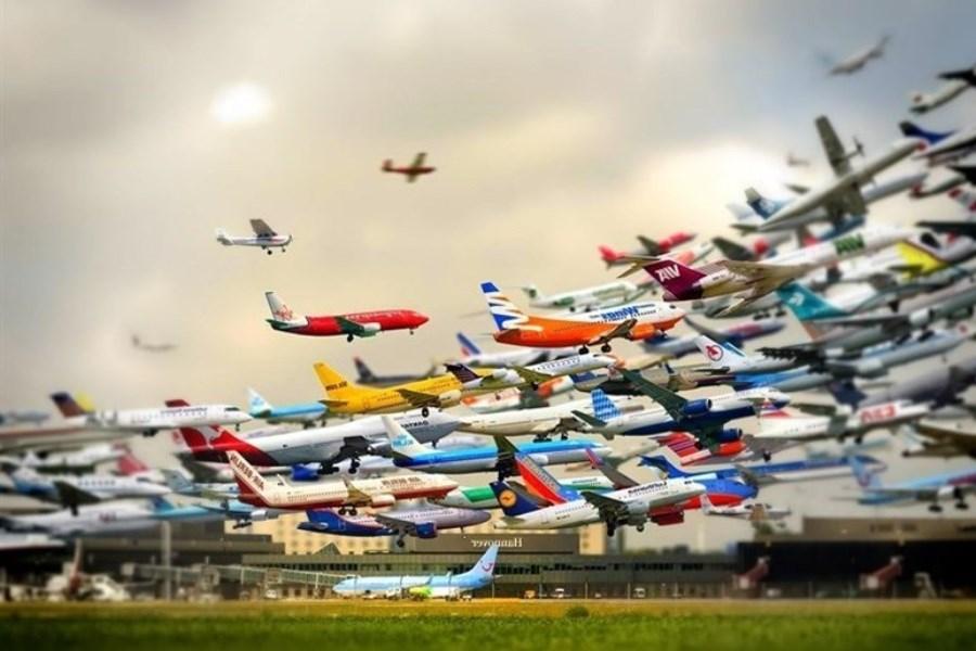تبانی شرکتهای هواپیمایی برای افزایش قیمت بلیت