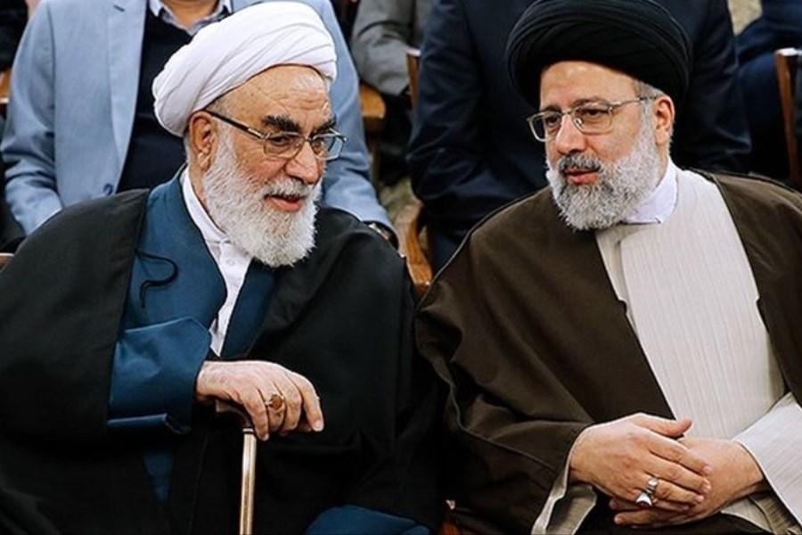 دیدار رئیس دفتر رهبر انقلاب با آیت الله رئیسی