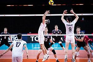 تصویر  برنامه مسابقات ایران در مرحله گروهی مشخص شد