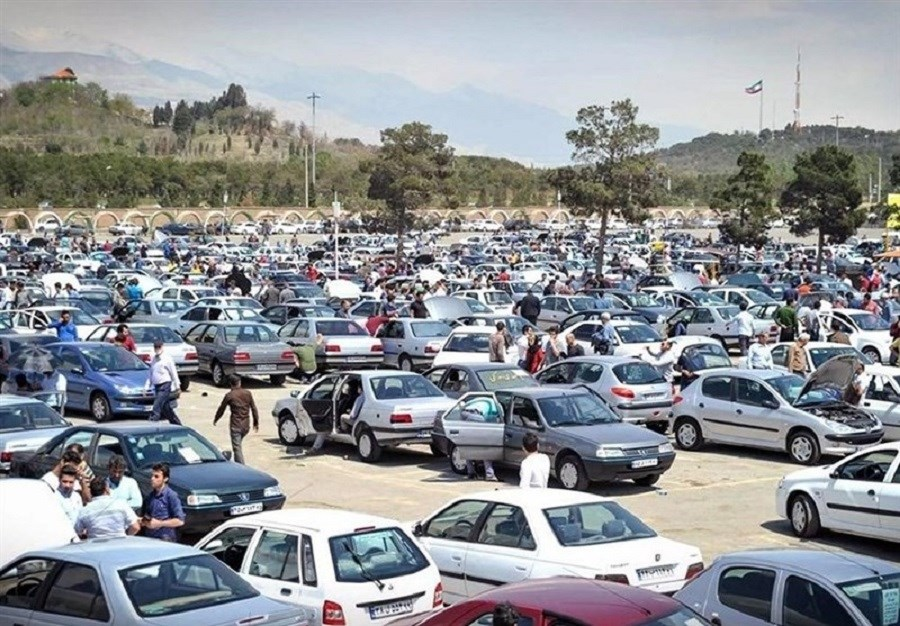 تصویر پاسخ تناقض بزرگ در بازار خودرو