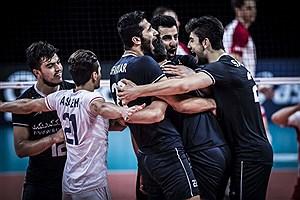 تصویر  بلندقامتان ایرانی با پیروزی قاطعانه مقابل ژاپن قهرمان آسیا شدند