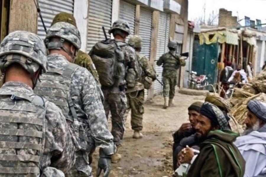 باقی گذاشتن 650 نیروی نظامی در افغانستان