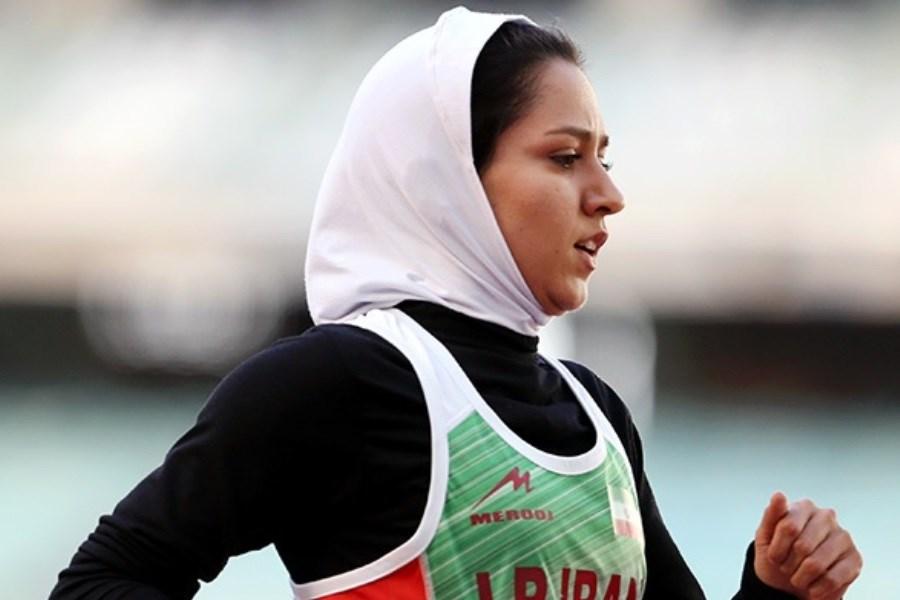 سهمیه حضور در بازیهای المپیک ۲۰۲۰ توکیو برای بانوی ایرانی