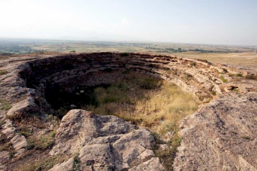ثبت ملی۳ اثر طبیعی استان اردبیل