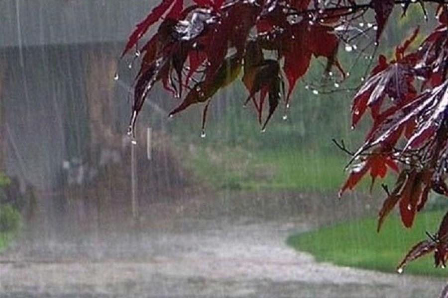 بارش باران در شرق و شمال اصفهان
