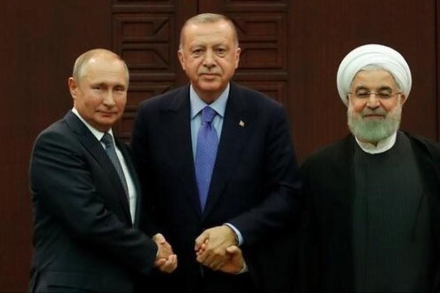 همکاری ایران، ترکیه و روسیه برای تغییر نظم جهانی/ ۳ کشور نامتحد اما همکار