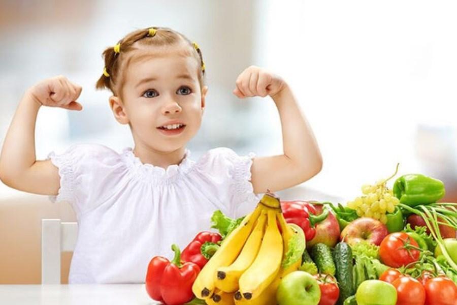 نگاهی به مواد خوراکی تقویت کننده مغز کودکان