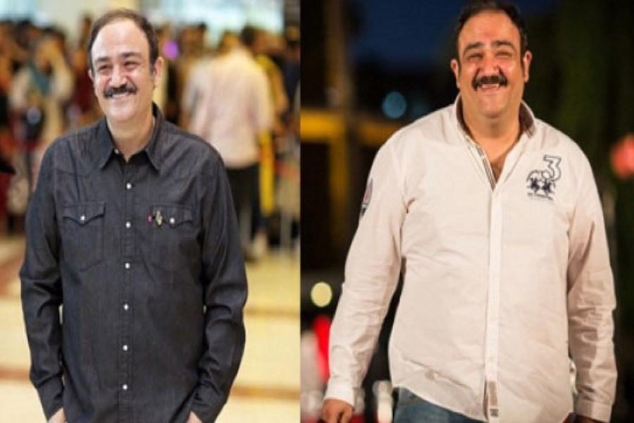 دلیل کاهش وزن «مهران غفوریان»+ ویدئو