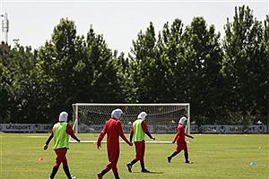 تصویر  اسامی بازیکنان دعوت شده به تیم ملی فوتبال بانوان اعلام شد