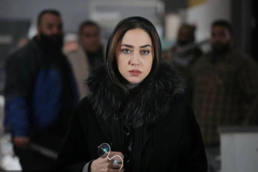 بهاره کیانافشار ایفاگر نقش یک تهیه کننده موسیقی زنِ دست نشانده