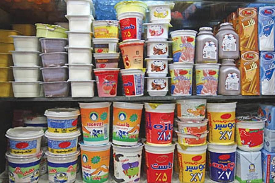 افزایش شدید قیمت لبنیات با تغییر نرخ شیر خام