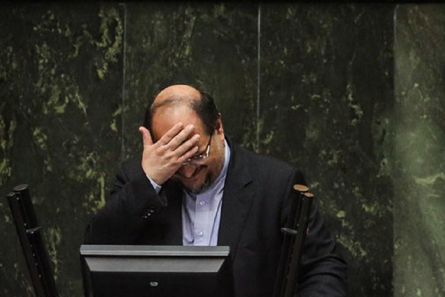 وزیر کار از مجلس کارت زرد گرفت