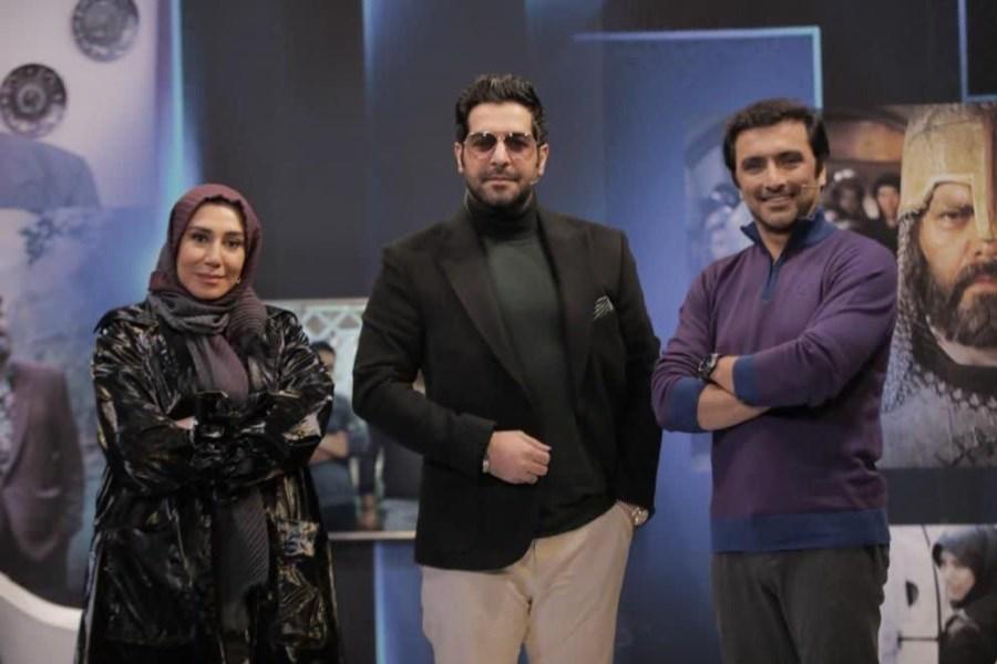 نسیم ادبی و کامران تفتی به آی فیلم می آیند