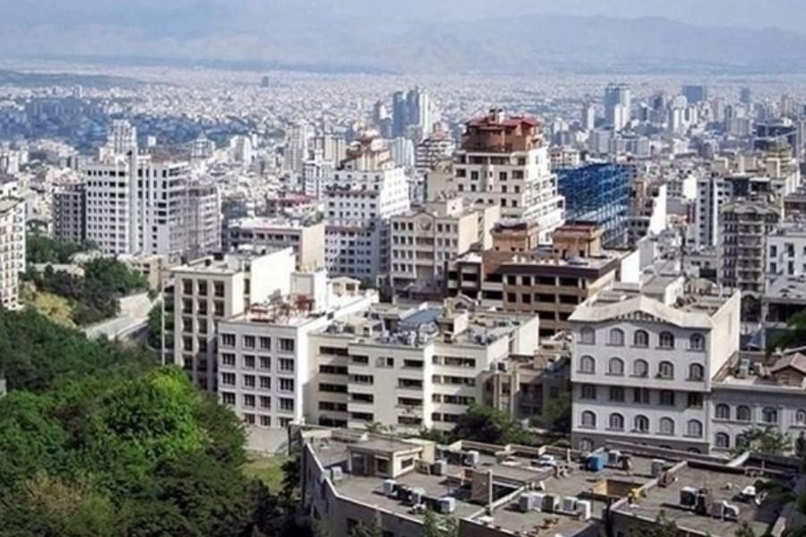 تصویر قیمت فروش آپارتمانهای زیر 100 متر در تهران