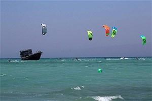 تصویر  خلیج فارس، میزبان تور بزرگ کایت بردینگ ایران