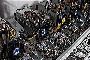 تصویر  کشف 4 دستگاه ماینر غیر مجاز در یزد